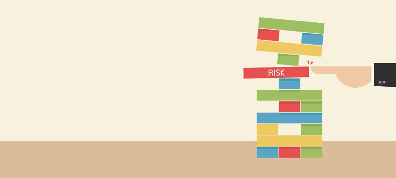 Risker med aktier