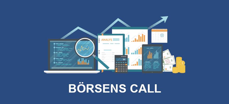 Börsens call
