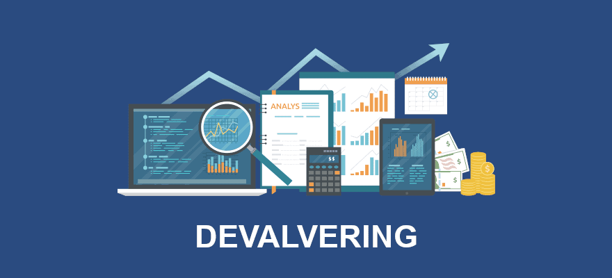 Devalvering