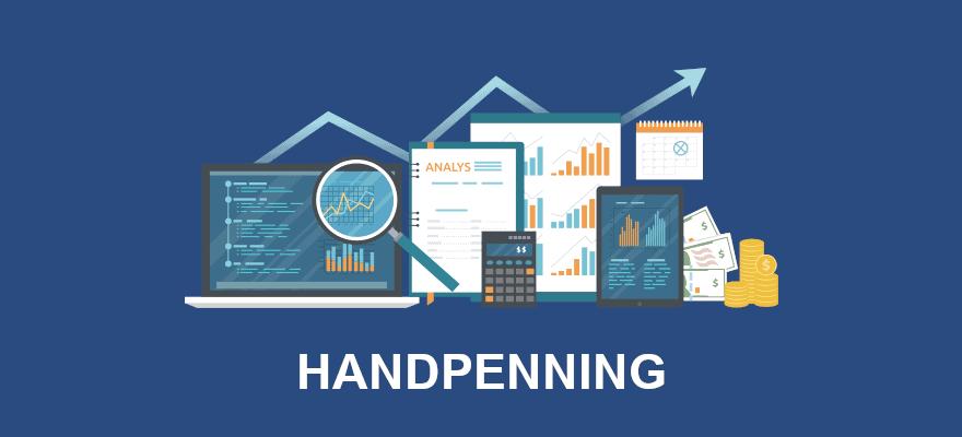 Handpenning