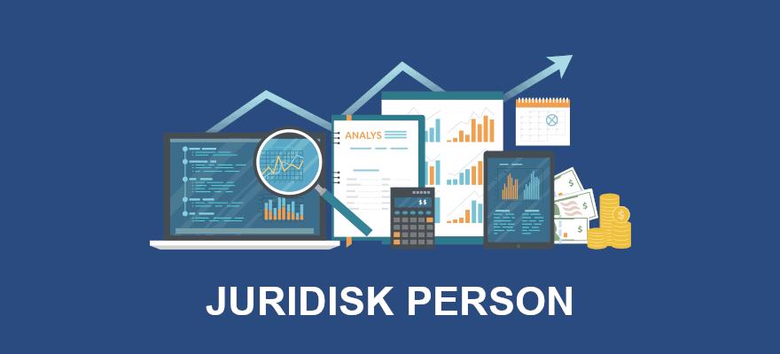 Juridisk person
